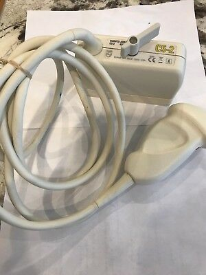 Philips Ultrasound HDI 5000 C5-2 40R Curved Array Ultrasound Transducer Probe