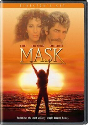 Mask Special Edition Director's Cut DVD Cher Eric Stoltz Peter Bogdanovich New