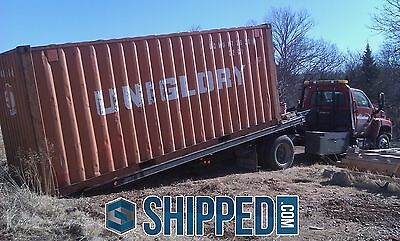 20 FT USED SHIPPING CONTAINER Secure On Site Storage WE DELIVER - LOUISVILLE, KY