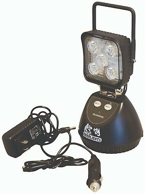 TL2460 Tiger Light, Rechargeable LED  900 Lumen, Magnetic Work Light