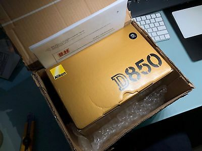 Nikon D850  In-hand  Unopened  B&H  USA Model  Ships on Same Day