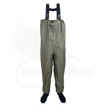 Pool12 Scandinavian Mens Wader Size S 40/41
