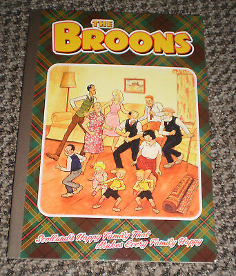 The Broons Book*