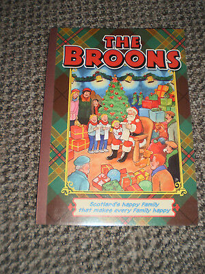 The Broons Book**