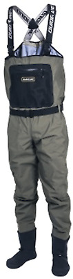 Guideline Drive Stocking Foot Wader Size M