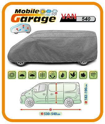 Heavy Duty Breathable VAN cover for Ford Transit Custom Tourneo LWB ( 5339mm)