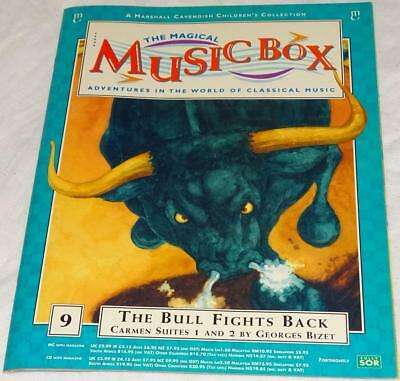Magical Music Box #9 - The Bull Fights Back - Magazine - Bizet: Carmen