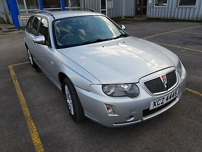 2004 Rover 75 1.8 Tourer Estate - VERY LOW MILEAGE - only 45k miles - nice car