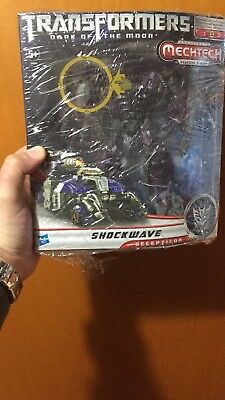 Shockwave Voyager Class DOTM Dark Of The Moon Transformers
