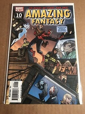 Amazing Fantasy #15 1st Amadeus Cho Totally Awesome Hulk Marvel Comics 2006