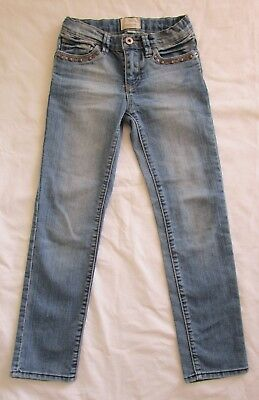 Country Road Girls Skinny Blue Jeans Size 7