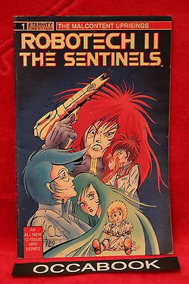 Robotech II The Sentinels n°1 (anglais)