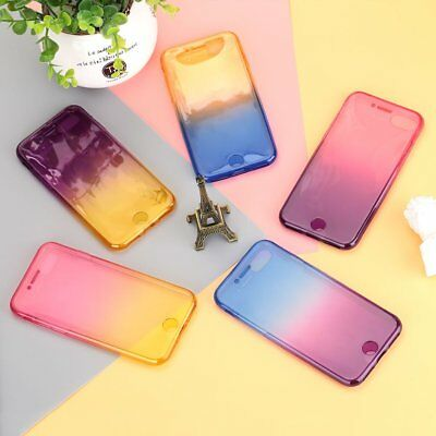 All Coverage Ultra Thin Phone Case Cover Protective Skin For iPhone 7/8