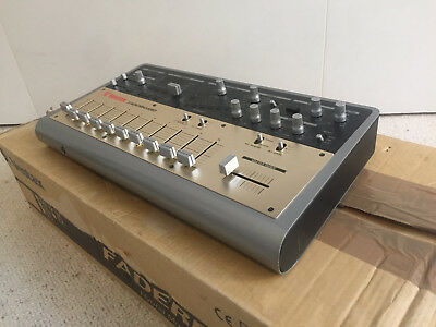 Vestax Faderboard | RARE UNIQUE GOLD edt. | Synthesizer Sampler Midi-Out