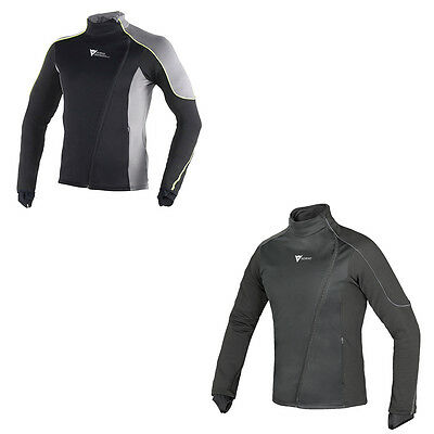 Dainese D-Mantle WS Motorcycle Fleece Base Layer Jacket All Colours & Sizes