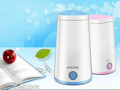 New Ultrasonic USB Blue Humidifier Creative Gift Essential Oil Aroma Diffuser
