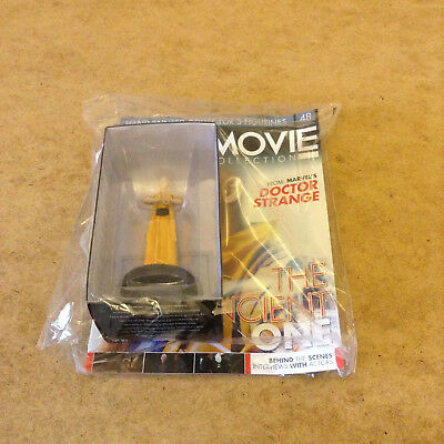 Marvel Movie Collection Figurine Issue 48 The Ancient One From Doctor Strange