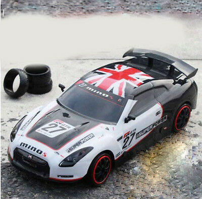 Black+White Length 25CM Remote Control Simulation Car Rechargeable Toy  #