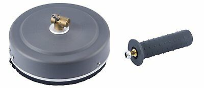 """2wayz Pressure Washer Accessories: 3200PSI 12"""" Rotating Surface Cleaner + Save &"""