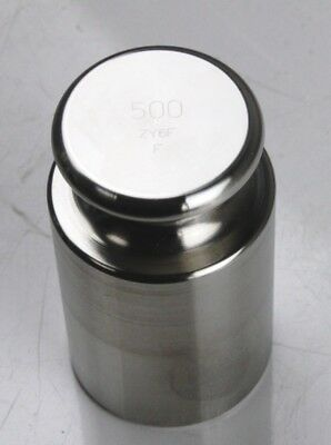 VWR Collection 500gram Calibration Weight, Class F2