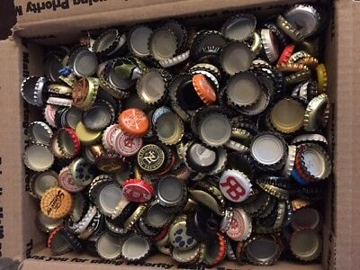 Craft Beer Bottle Caps Between 7- 8 pounds