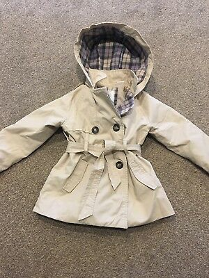 Zara Girls Coat 12-18months