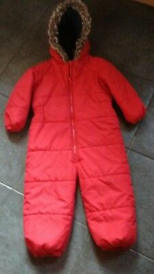 next all in one 2-3 snow suit