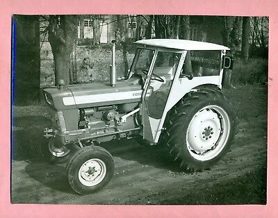 Photographie - Photo - Tracteur Agricole Ford    - Cabine Tim ( Bergues )