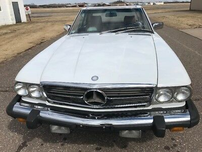 1989 Mercedes-Benz SL-Class 560 sl All Original, Pristine 74000 miles - No Reserve