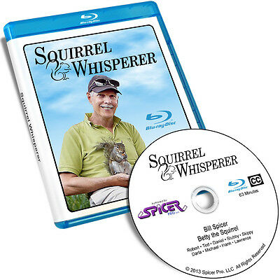 Squirrel Whisperer Blu-ray - Eastern Gray Squirrel True Love Story Animal Film