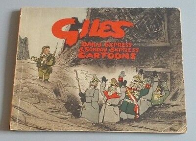 Giles Series 1 first edition annual, 1946, Carl Lane Publications