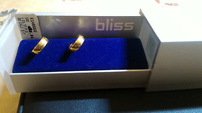 Orecchini  Bliss  In Oro 18 Kt.  E Diamanti