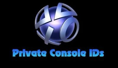 PS3 Console ID's 100% Private / Unbanned / Unshared / CID PSID IDPS