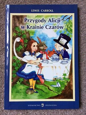 Alice in Wonderland in Polish - complete text.