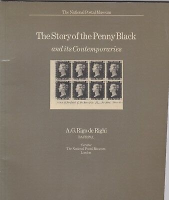 The Story of the Penny Black