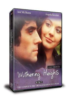 Dvd - Wuthering Heights (bbc Series) - DVD | Brand New | Free Delivery