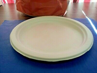 225 Plates Paper 8 3 4 White Chinet High Quality Microwavable