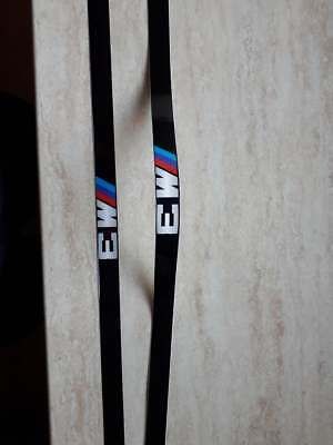 BMW E30 M3 Door sill inner stickers M3 Decal  S14 IS Sport like M Technic