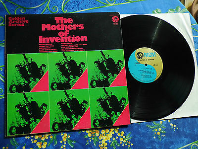 Frank Zappa & Mothers Of Invention ♫ Golden Archive Series ♫ Rare Mgm Us Lp #11A