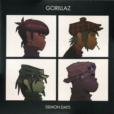 Gorillaz - Demon Days (VMP Colored Exclusive, Mint/Unopened, Red)