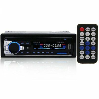 Car Bluetooth Radio Stereo Head Unit Player MP3/USB/SD/AUX-IN/FM 1DIN