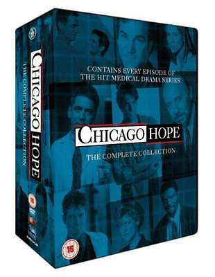 Chicago Hope Complete Boxset - DVD | Brand New | Free Delivery