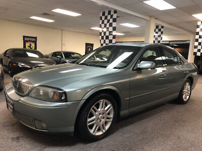 2004 Lincoln LS  low mile v8 free shipping warranty clean carfax 3 owner cheap luxury finance