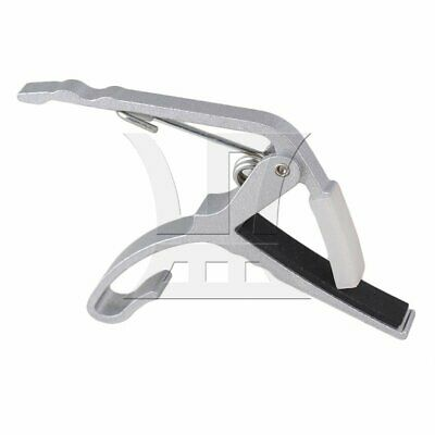 Quick Change Clamp Key Capo For Electric Guitar