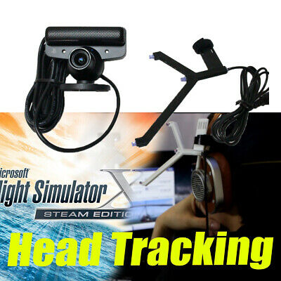 OpenTrack Camera + IR LED Track Clip Pro work on FSX ATS ETS TrackIR 5 alternate