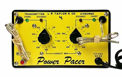 L R Taylor # 200 Power Pacer 6.0 Battery Pack Tester