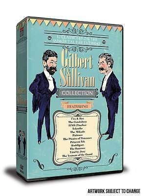 Dvd - Gilbert & Sullivan Collection - DVD | Brand New | Free Delivery