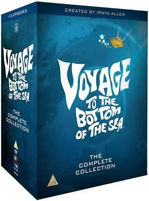 Voyage to the Bottom of the Sea: The Complete Series - DVD | Brand New