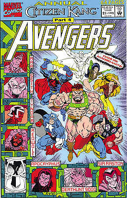 Avengers: Citizen Kang, Herb Trimpe Roy  Thomas, Excellent