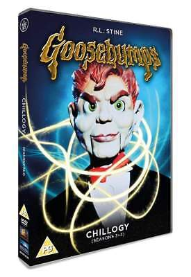 Goosebumps Chillogy - DVD | Brand New | Free Delivery